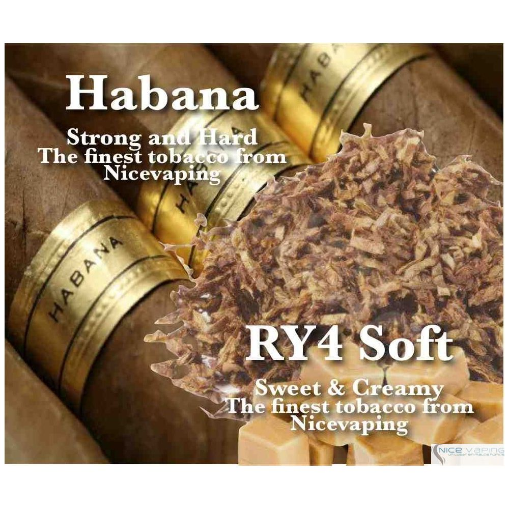 Habana RY4 Premium Blend