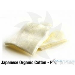 Organic Japanese Cotton Puff