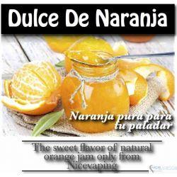 Natural Orange Jam Premium