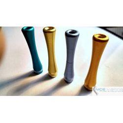 Drip Tip Aluminum Flautas