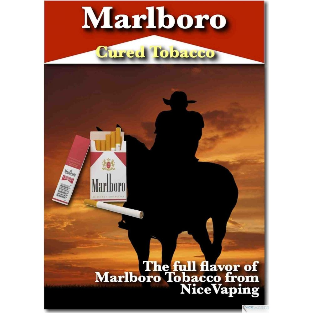 Marlboro Reds Cured Tobacco Ultra