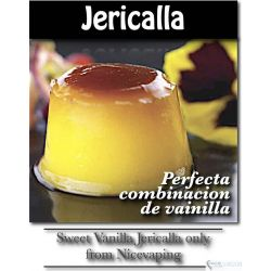 Sweet Vanilla Jericalla Premium