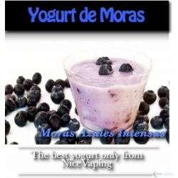 Yogurt Griego de Moras Premium