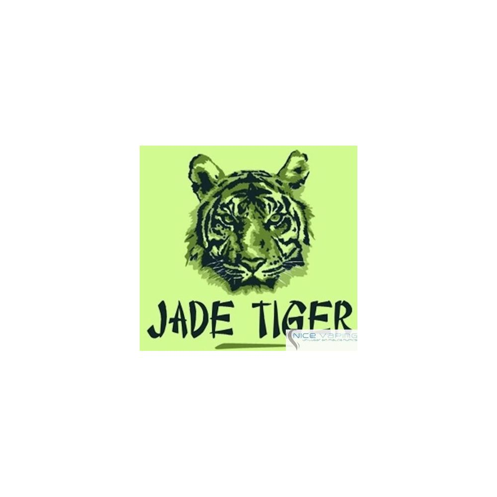 Jade Tiger by SG