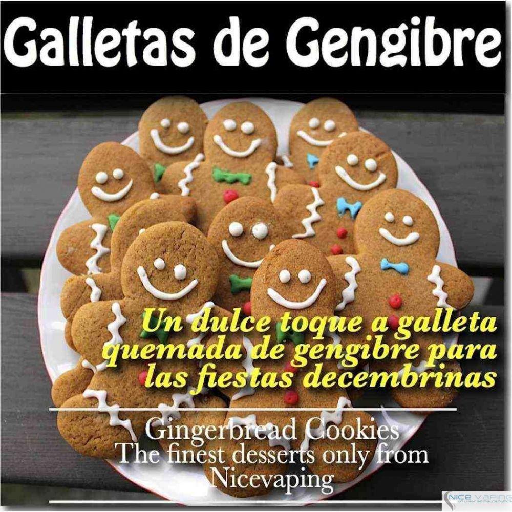 Galletas de Gengibre Premium