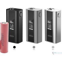 CUBOID MOD 150W + LG Batteries 5000 mah