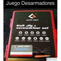 Kit Desarmadores GeekVape