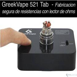 521 Tab Mini Ohmeter & Mod 18650 by GeekVape