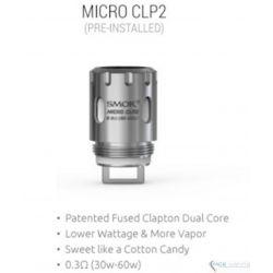 Resistencia SMOK Micro CLP2, STC2 & RCA