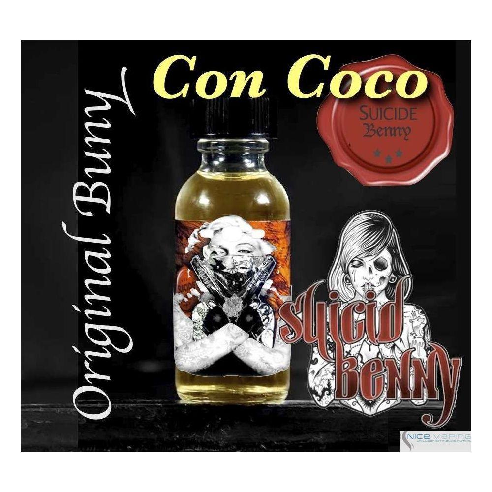 Original Bunny con Coco Clon por Suicide Bunny