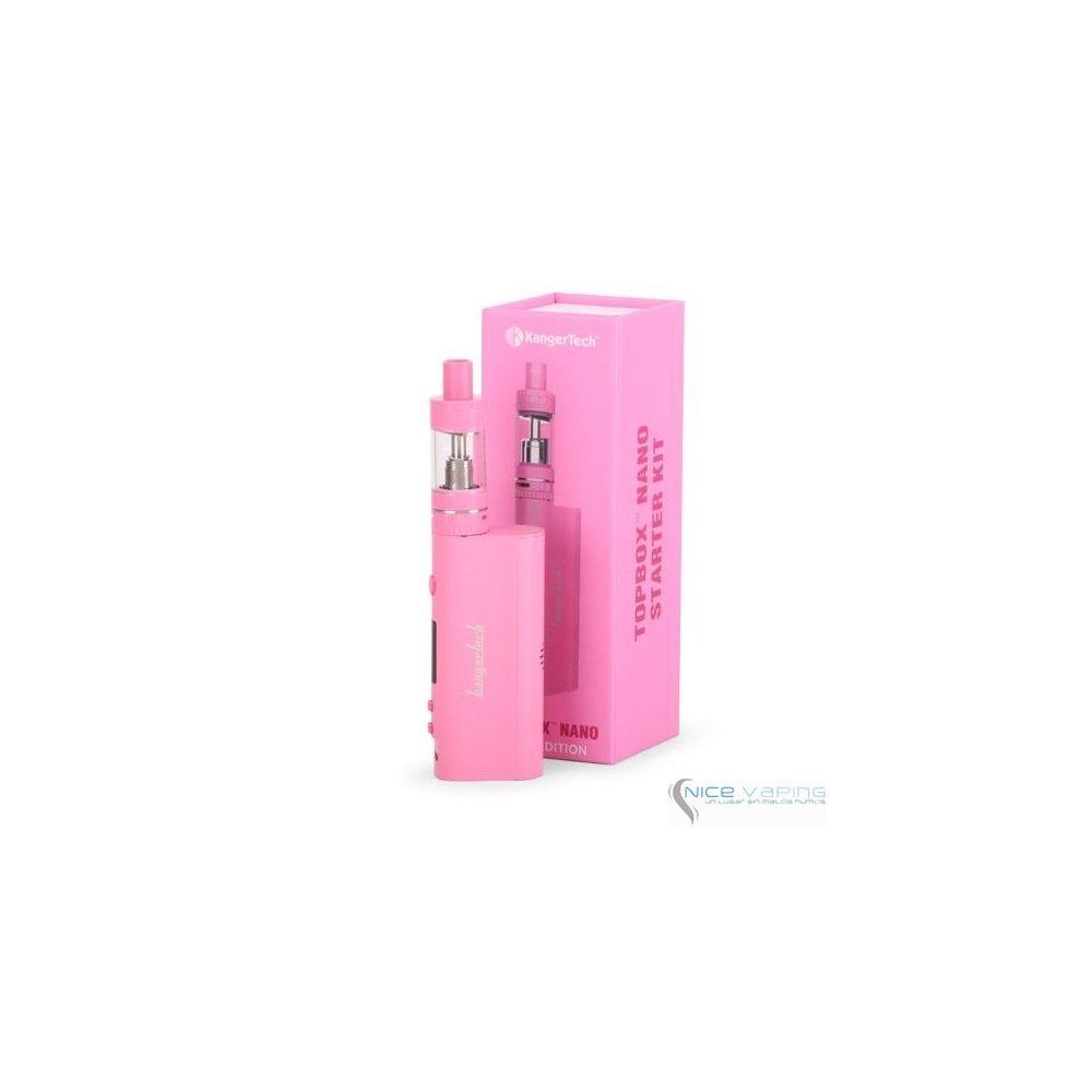 Kanger TopBox Nano PINK 3.2 ml + LG Battery