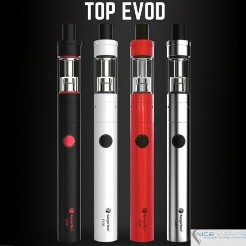 Kanger Top Evod Kit - 650mah, 1 7 ml - NiceVaping Store Mexico