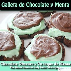 Chocolate & Mint Cookies Premium
