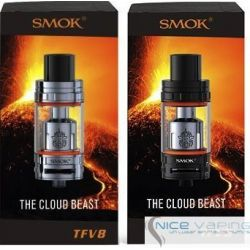 Smok TFV8 Cloud Beast -6 ml, 50 -260 W