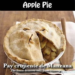 Apple Pie Premium V1 (Low Cinnamon)