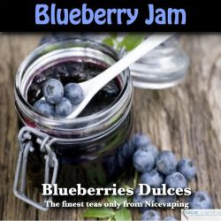 Blue Berry Jam Premium