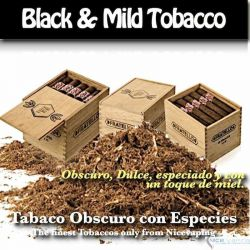 Mild Black Tobacco Ultra
