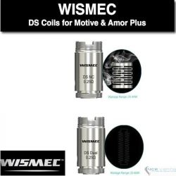 Coil Head Wismec Motive, ORMA