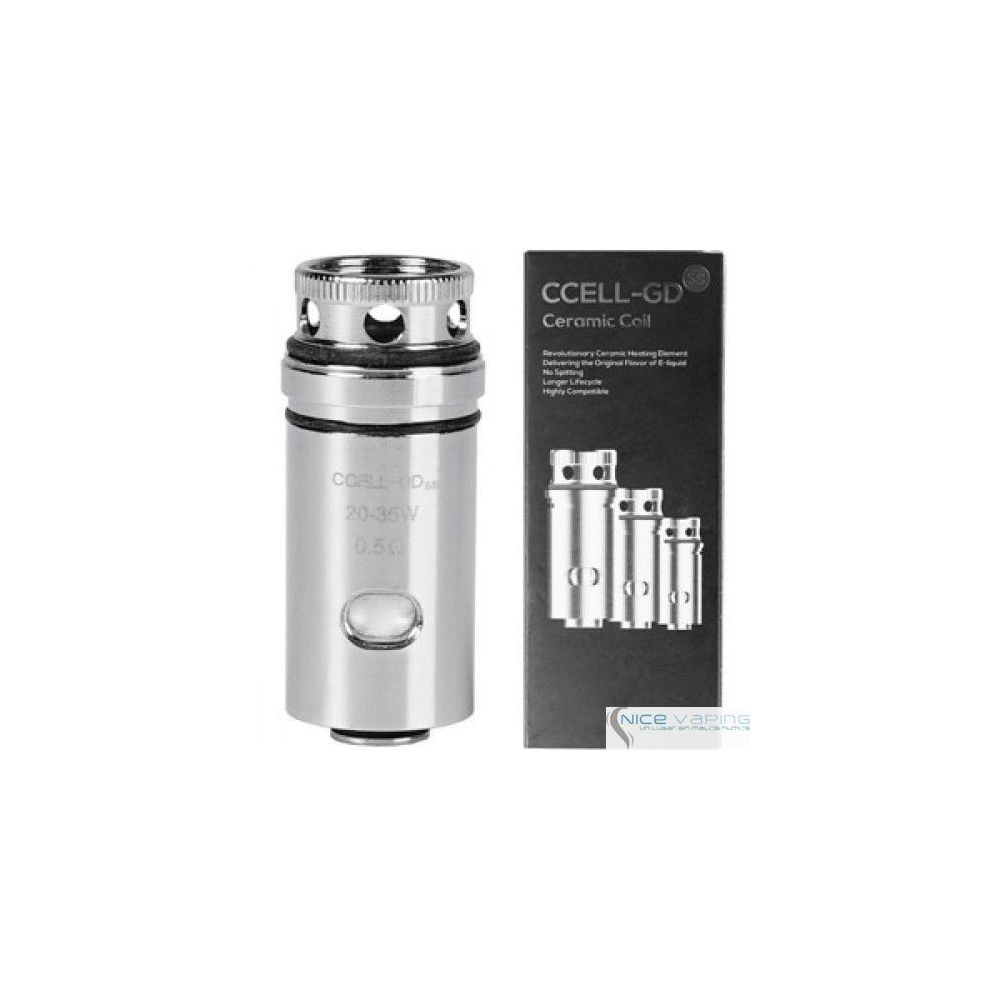 Vaporesso CCELL-GD coil head para Target Mini