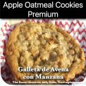 Apple Oatmeal Cookies Premium
