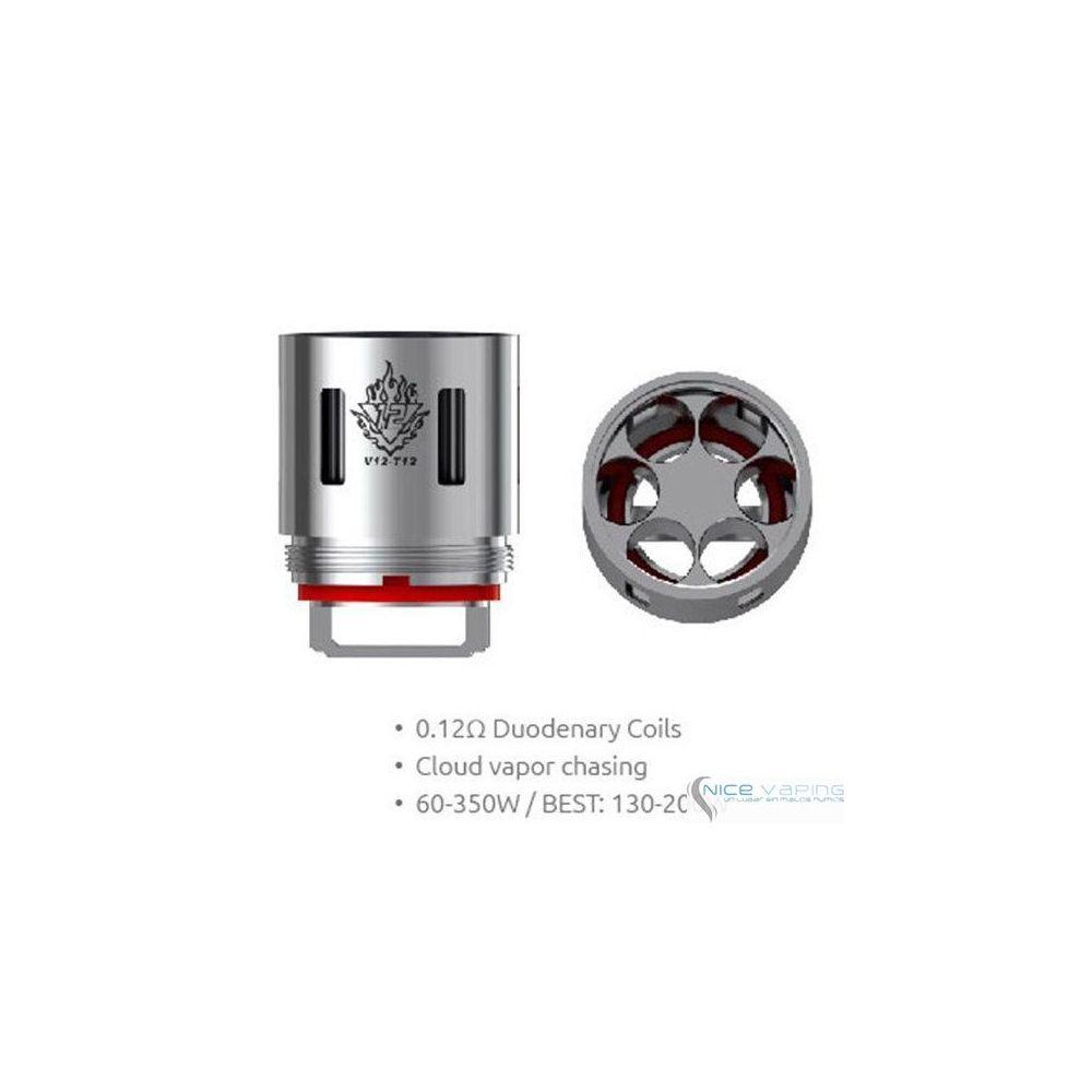 SMOK TFV12  Coil Head
