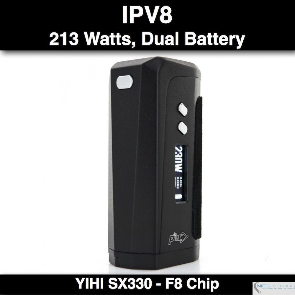 IPV V8 213W TC YIHI SX330-F8 by Pioner4You