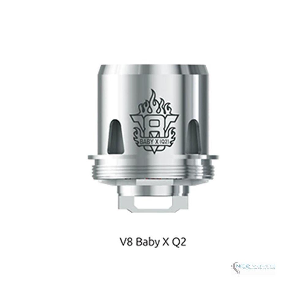 Resistencia SMOK TFV8 X-Baby