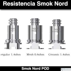 SMOK NORD POD Replacement