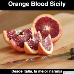 Orange Blood Sicily Premium