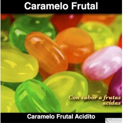 Caramelo de Frutas Premium R.501