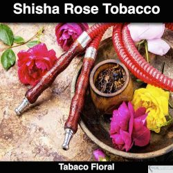 Shisha Rose Tobacco Ultra