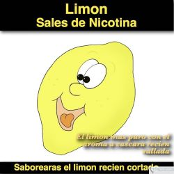 Crazy Lemon - (Nicotine Salts)