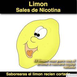 Crazy Lemon - (Nicotine Salts)