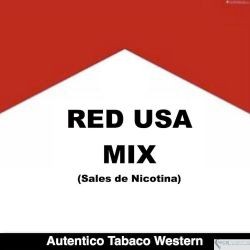 Red USA Mix  (Sal de Nicotina)