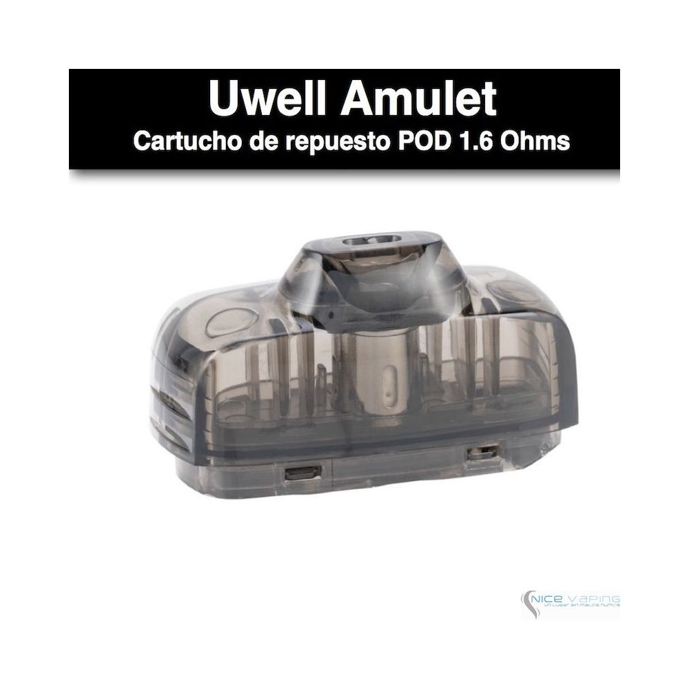 Uwell Amulet POD Replacement Cartridge