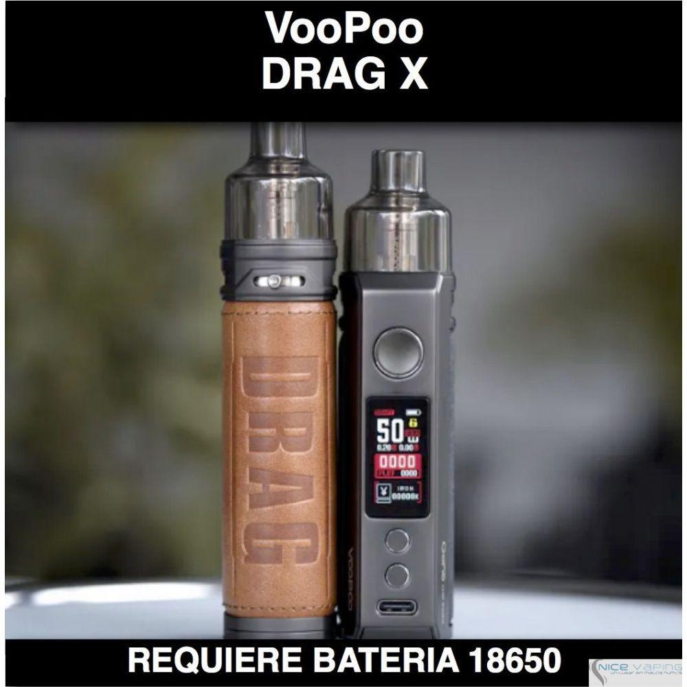 VooPoo Drag X Pod