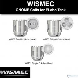 Resistencia Wismec WM - Gnone, ELABO, Predator