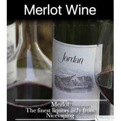 Merlot Wine Premium