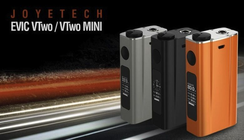 Evic vTwo Kit Completo con Cubis PRO