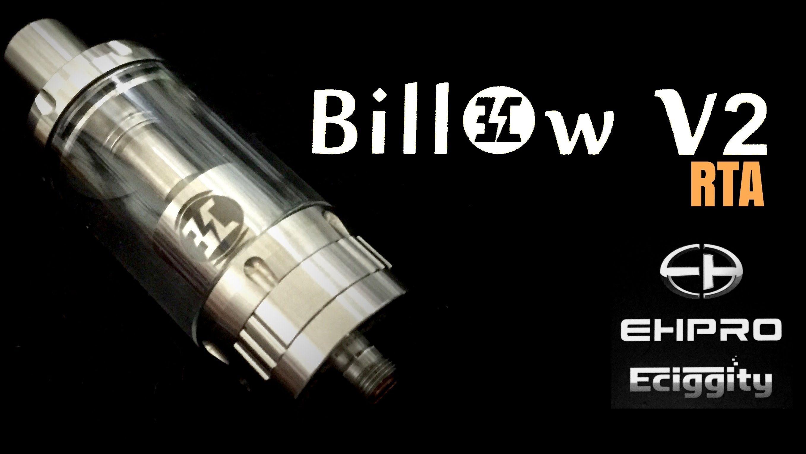 Billow V2 Nano RTA by EHPRO 3.2 ml