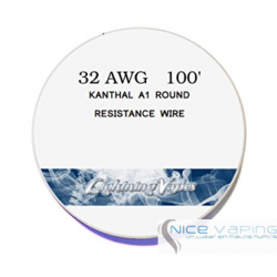 Kanthal A1. Resistive Wire Genuine Lighting Vapes