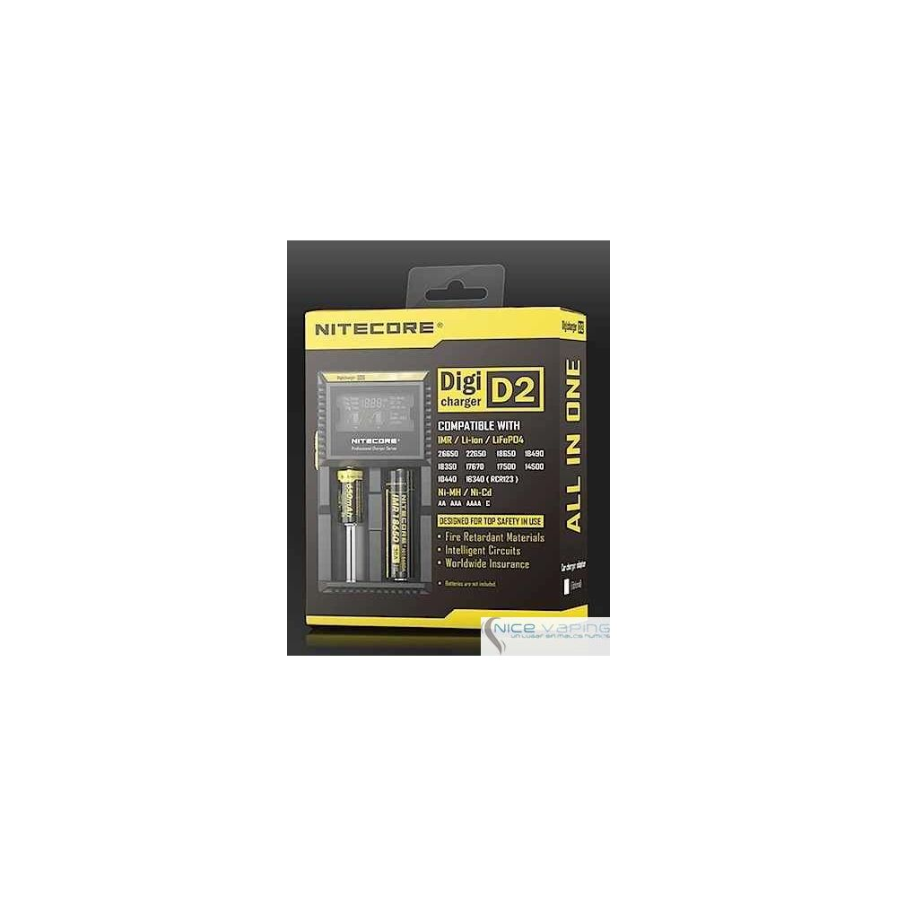 Nitecore Charger D2