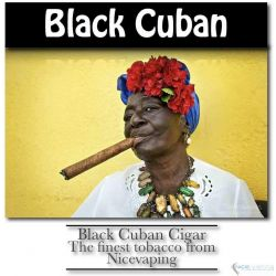 Black Cuban Cigar Premium