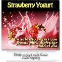 Strawberry Yogurt Premium