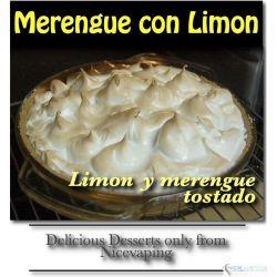 Merengue Italiano con Limon Premium