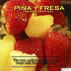 Piña y Fresa Premium