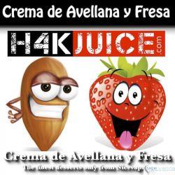 Crema de Avellana y Fresa por H4kJuice Clon