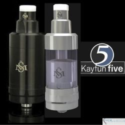 Kayfun 5 Acero Inoxidable