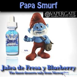 Papa Smurf from VaperGate Clone