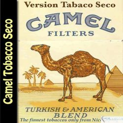 Camel Tobacco Ultra - Dry Version